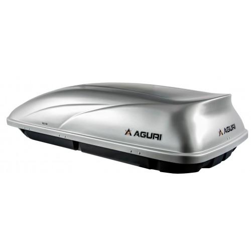 Box dachowy Aguri Wind 43 aluminium połysk