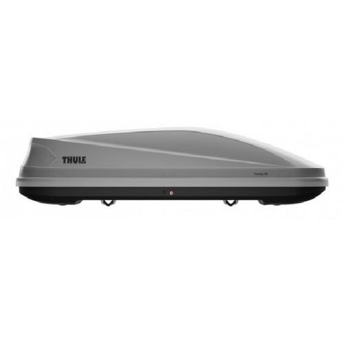 Thule Touring Sport Srebrny Carbon - box dachowy