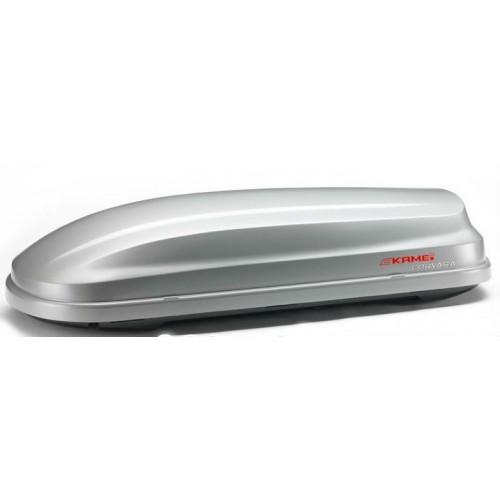 Box dachowy Kamei Corvara S 390 srebrny metalik