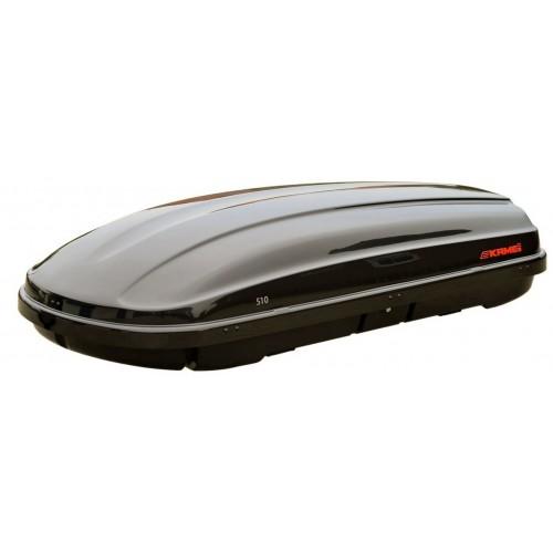 Box dachowy Kamei 510 czarny metalik