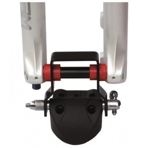 Downhill adapter do rowerów ze sztywnymi osiami 15 mm i 20 mm