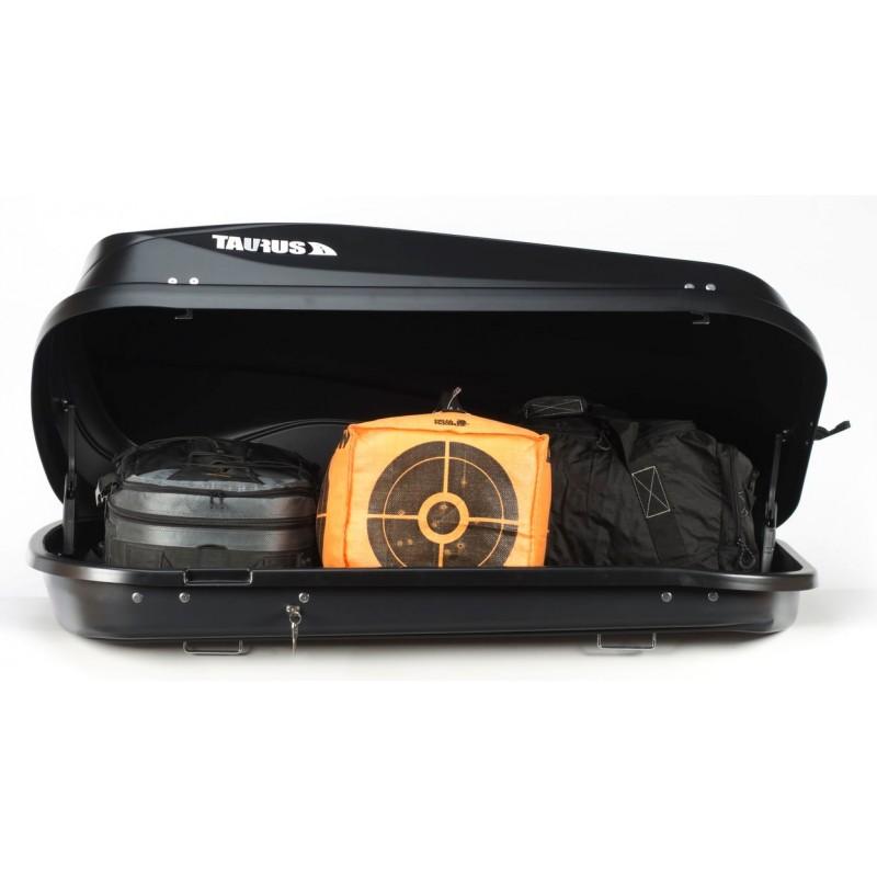 Box dachowy Taurus Easy 320 czarny matowy