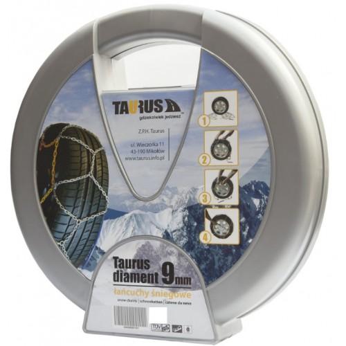 Łańcuchy śniegowe Taurus Diament 90 9 mm