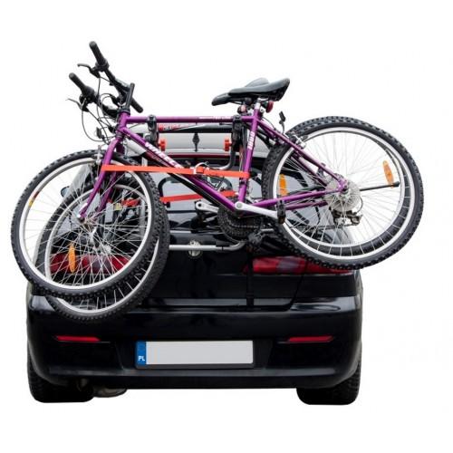 Uchwyt rowerowy Aguri Tour 2 stalowy uchwyt na klapę