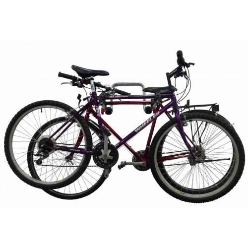 Aguri wieszak ścienny na 2 rowery skłądany