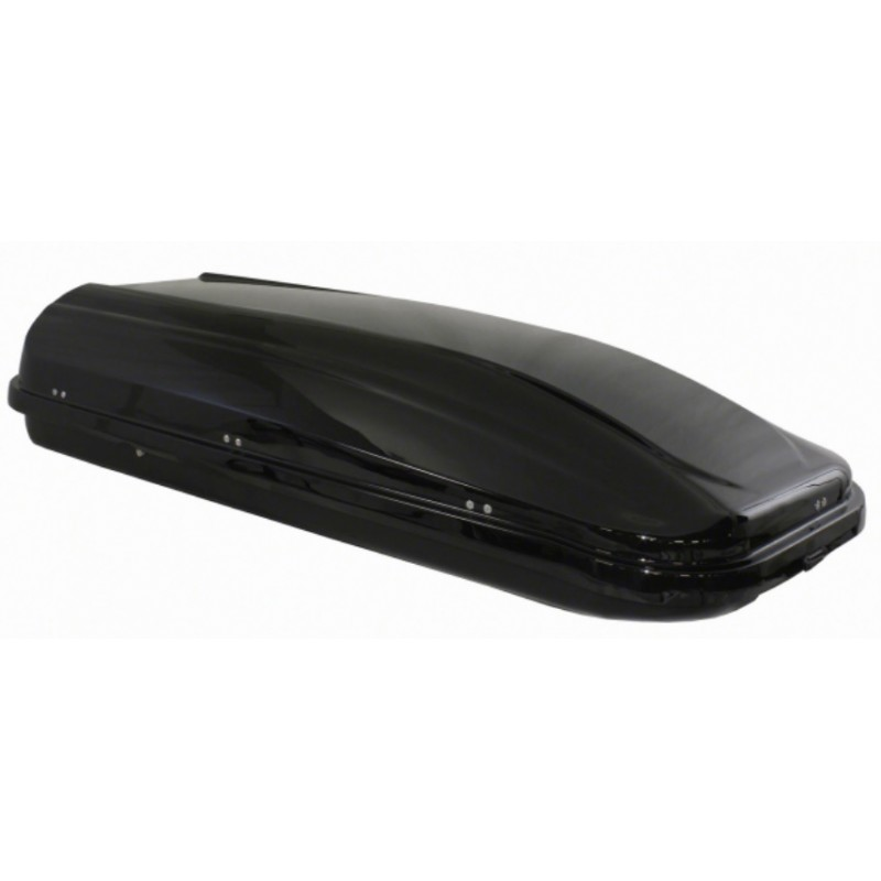 Box  dachowy Sportac  Pre Line 430 czarny połysk