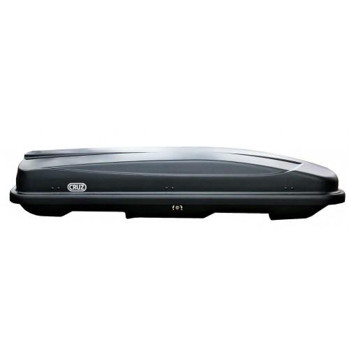 Box Dachowy Cruz Xtreme 450 czarny carbon