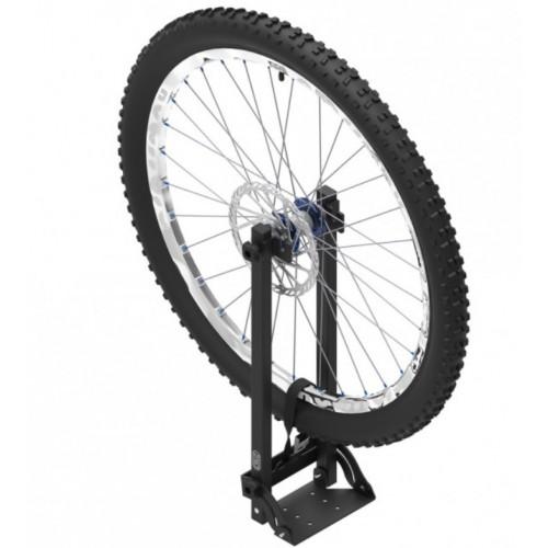 Uchwyt do transportu koła roweru CRUZ roof wheel carrier