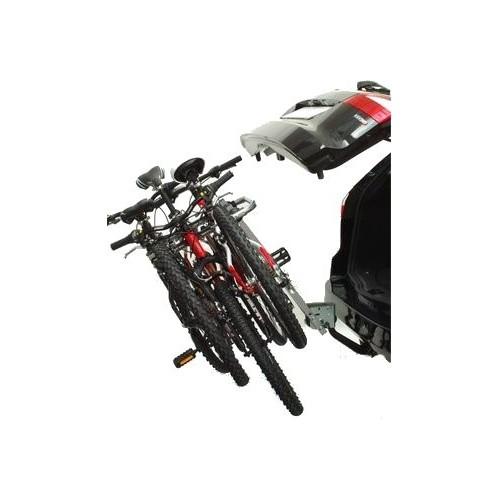 Uchwyt rowerowy na hak Arezzo 3 rowery