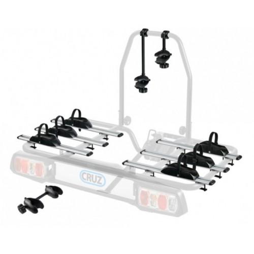 CRUZ Rear Cargo adapter na 3 rowery . Zestaw