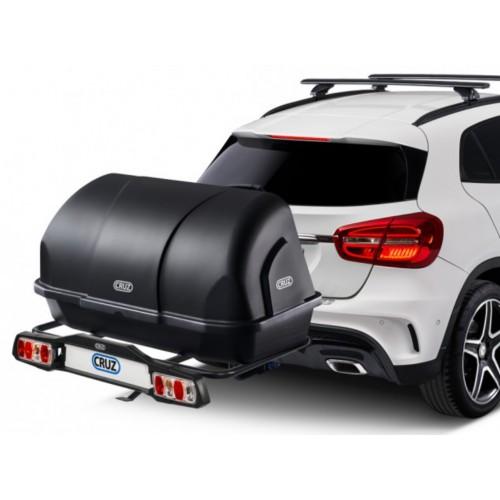 Cruz Rear Cargo platforma +Cruz Apex Box na tył samochodu