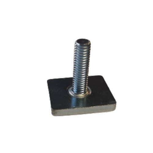 Uniwersalna wsuwka do belek aluminiowych 25 mm. 1 sztuka.