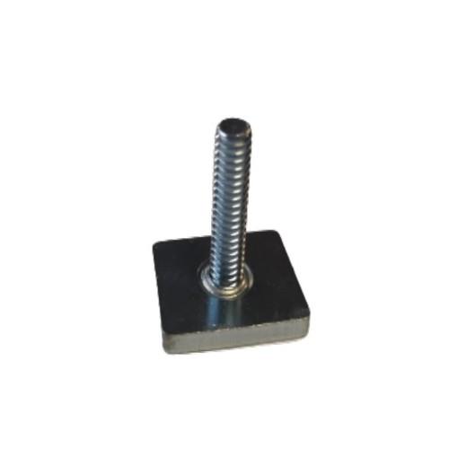 Uniwersalna wsuwka T do belek aluminiowych 35 mm