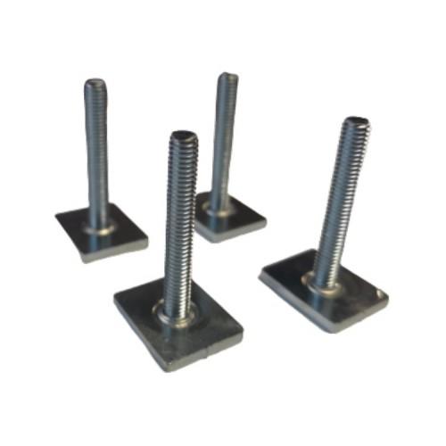 Uniwersalna wsuwka T do belek aluminiowych 45 mm