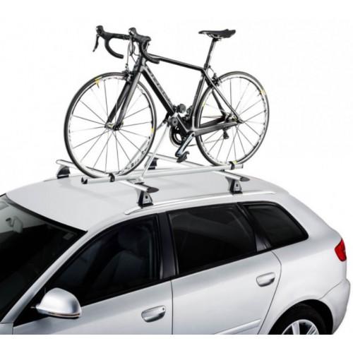 Uchwyt rowerowy na dach Cruz Alu Bike