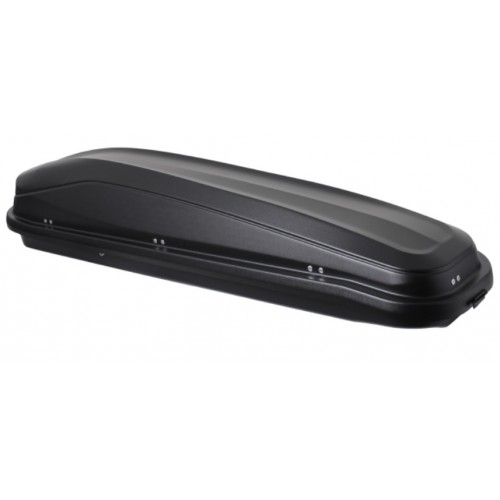 Box dachowy SportAC 300 czarny mat