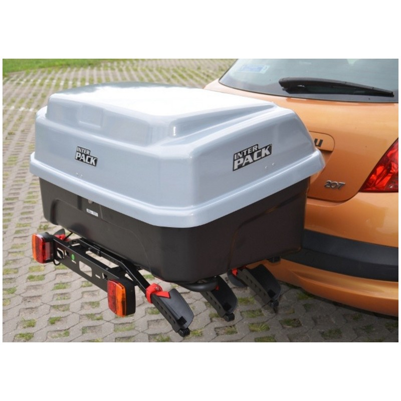 Inter Pack Boxxy kufer box na platformę na hak