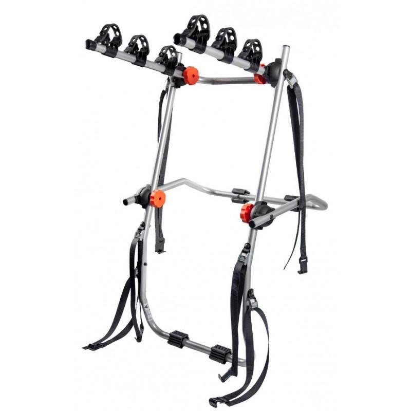 Uchwyt rowerowy Aguri Giza 3 stalowy uchwyt na klapę