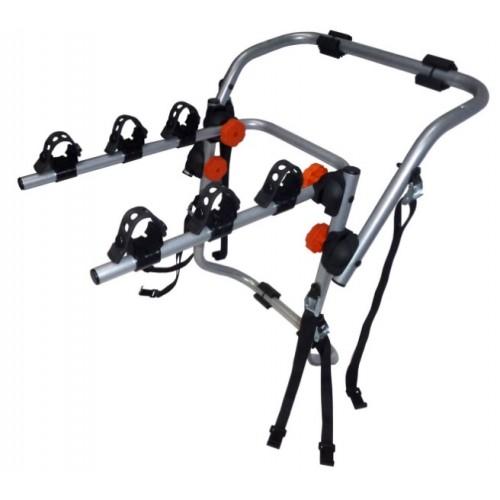 Uchwyt rowerowy Aguri Spider 3 stalowy uchwyt na klapę